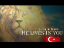 The Lion King 2 - He Lives In You - Turkish (Subs Trans)