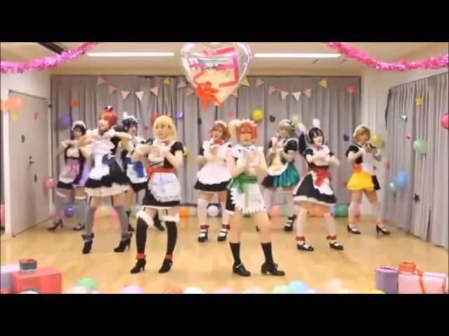 Mogyutto love de Sekkin Chuu! [MIRRORED] Dance Cover