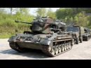 Flugabwehrkanonenpanzer Gepard anti aircraft cannon tank Cheetah the Flakpanzer Gepard