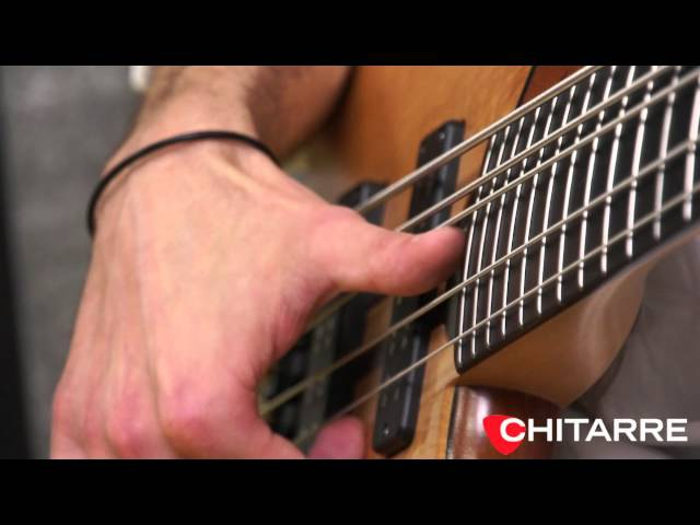 Modern Bass - Il double thumbing - di Alex Lofoco