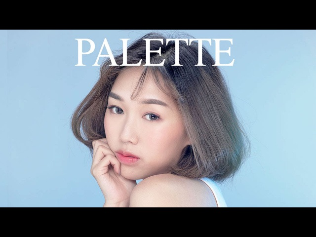 FRESH FACE NATURAL MAKEUP Inspired by IU Palette