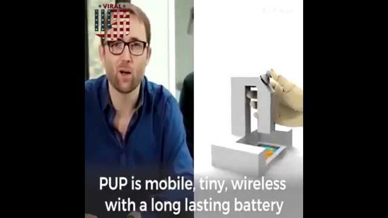 Pup Scan The Connected Pocket Scanner to Scan Faster