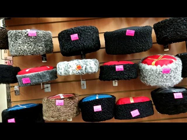 Головные уборы (папахи, кубанки, тафья) в магазине Казачья Лавка на Волжской