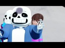 MMD X Undertale Sans just cant even right now