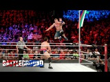 John Cena and Rusev dig deep to win one for their respective countries WWE Battleground 2017