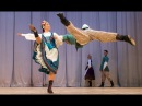 Польский танец Оберек ГААНТ имени Игоря Моисеева