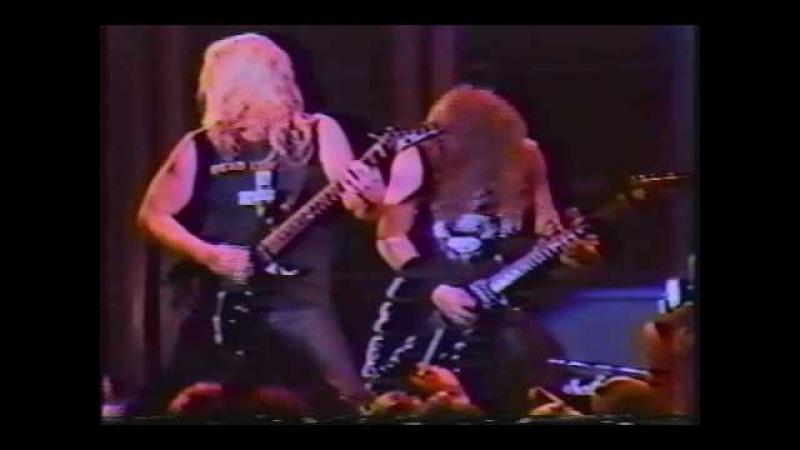 Slayer - Praise of Death - Ritz NY 86