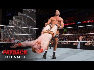 #My1 FULL MATCH  Sheamus vs. Cesaro - U.S. Title Match: WWE Payback 2014 (WWE Network Exclusive)