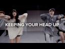 Keeping Your Head Up - Birdy (Don Diablo Remix)  Junsun Yoo Choreography ft.YooA of Oh My Girl