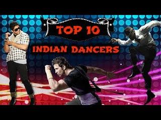 Top 10 Indian Dancers ( Actors Edition )