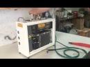 Водородный газогенератор HHO-BOX 5 первый тест