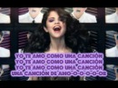 Selena Gomez - Love you like a love song (Spanish Cover)