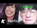 A Dramatic Reading of Sensual Kpop Fanfics