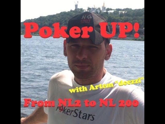 Poker UP! 1 - NL2 to NL200 Poker Bankroll Challenge