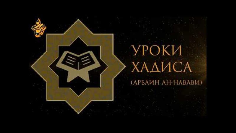 8. Уроки хадиса. Столпы Ислама (окончание)