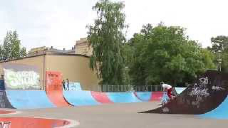 Viktors Kronbergs Summer 2015