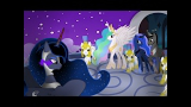 Mlp Speedpaint: Then...sorry...