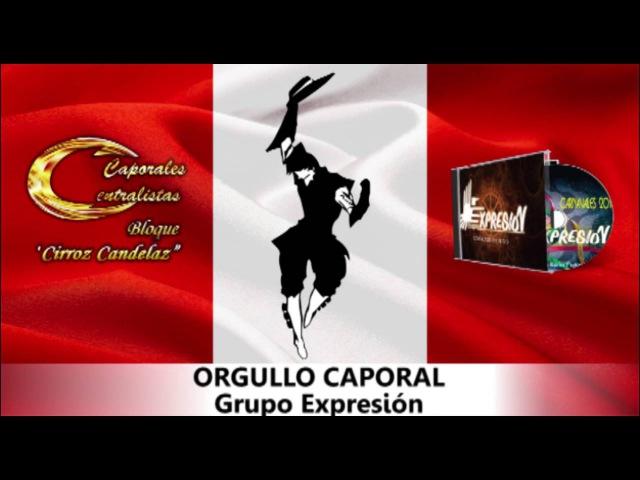 Expresión - Orgullo Caporal | Caporales Centralistas Puno Bloque Cirroz Candelaz [Audio]