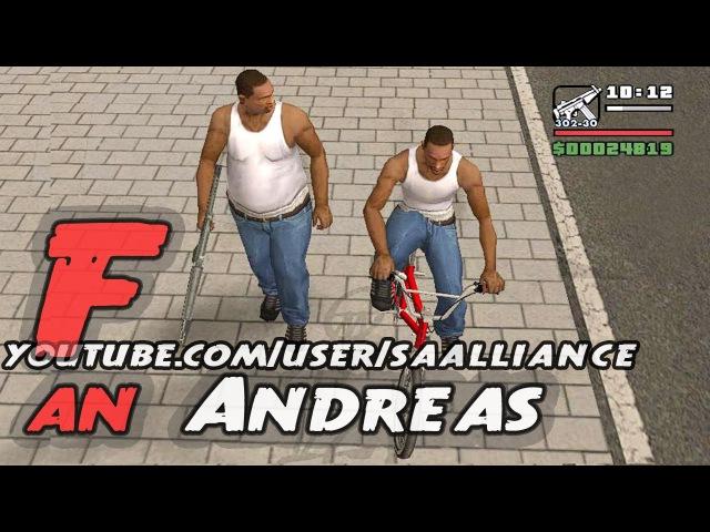 GTA SAN ANDREAS — CLONE