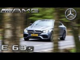 Mercedes AMG E63 S 2017 4.0 V8 BiTurbo 612 HP DRIVE &amp SOUND by AutoTopNL