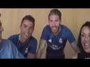 Cristiano Ronaldo and Sergio Ramos PRANK Real Madrid Fans in VideoChat 31/05/2017