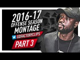 Dwyane Wade Offense Highlights Montage 20162017 (Part 3) - What's Next for D-Wade