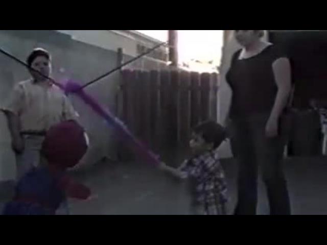 Teach Love Not Hate aka The Piñata Resolution