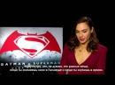 Бэтмен против Супермена - Галь Гадот и Джем