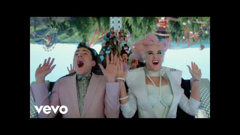 Katy Perry Chained To The Rhythm Official ft Skip Marley