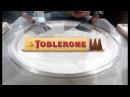 ICE CREAM ROLLS | Toblerone Chocolate / KIT KAT Chocolate Bar with Matcha Green Tea KITKAT Ice Cream