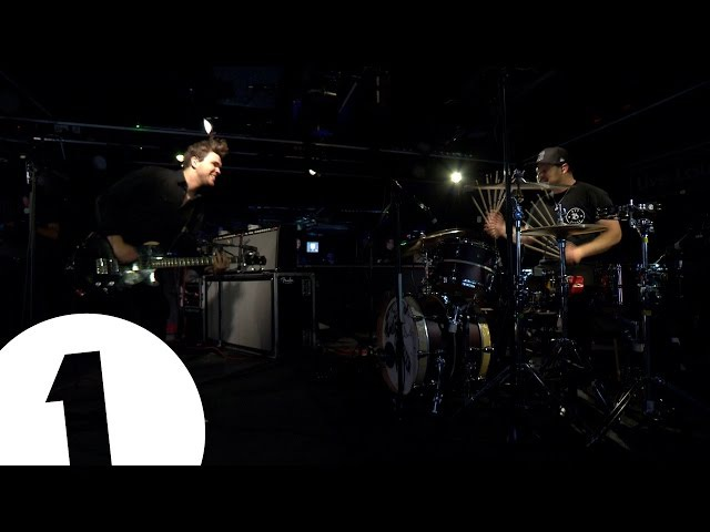 Royal Blood cover The Police's Roxanne in the Live Lounge