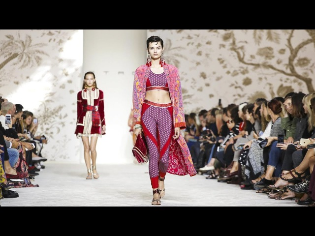 Etro | Spring Summer 2018 Full Fashion Show | Exclusive