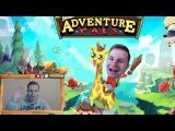 №286 ПРИКЛЮЧЕНИИ Nilamop'a на Жирафике - The Adventure Pals - видео для детей #TheAdventurePals