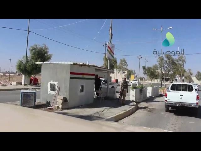 ИРАК:16-я бригада держит землю в Махмуре и Аль-Дараджи, подчеркивая остроту воинских частей по вопросам безопасности и охраны всех граждан