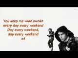 Eric Saade - Wide Awake.