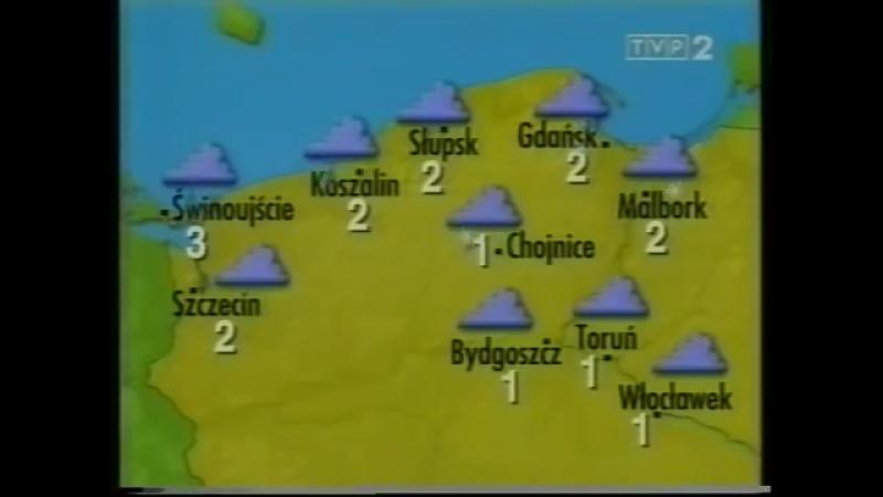 Прогноз погоды (TVP2 [Польша], 31.12.2005)