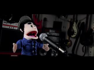 Метал-версия песни Billy Idol - White Wedding (metal cover by Leo Moracchioli)