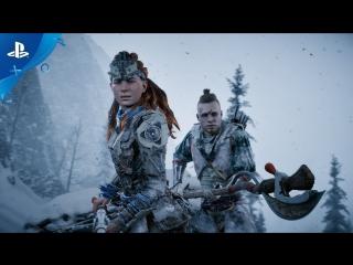 Horizon Zero Dawn- The Frozen Wilds   Launch Trailer   PS4