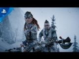 Horizon Zero Dawn- The Frozen Wilds | Launch Trailer | PS4
