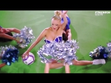 Carolina Marquez feat. Pitbull Dale Saunders - Get On The Floor (Vamos Dancar) (Official Video HD)