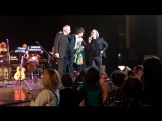 Riccardo Fogli e Maurizio Fabrizio (S-Pietroburgo 25\03\2017) finale + BIS