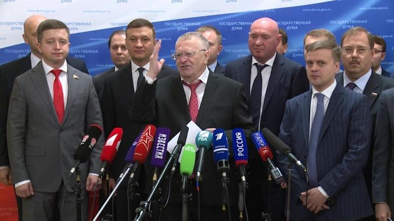 О кадровых переменах в России