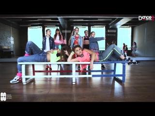 Justin Timberlake - Can't Stop The Feeling! - Katya Voronina - VIDEO KIDS - Dance Centre Myway