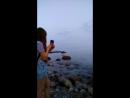 Симеиз. Дикий пляж на Баранова.