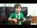 Ukulele Cover by น้องเกล Gail Sophicha.