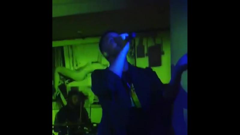 Градусы - Выходи за меня (22/09/2017, Москва, ресторан Ttaler)