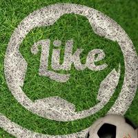 Логотип Школа футбола Like Калуга