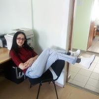 Анкета Елена Клёмина