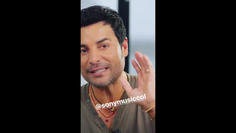 19/04/2017 Instagram Stories 5 Chayanne. Sony Music Colombia
