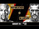 Mayweather vs McGregor World Tour - Conor McGregor Chats with Megan Olivi